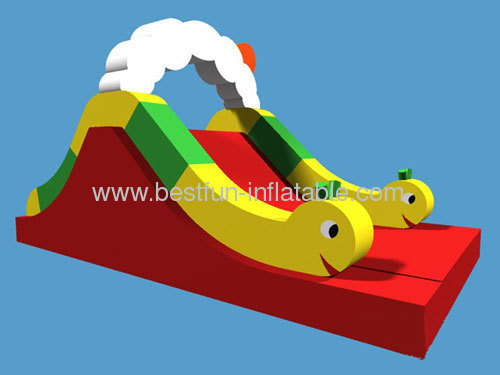 Cloud Inflatable Slides