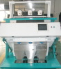 Carrot granule color sorter