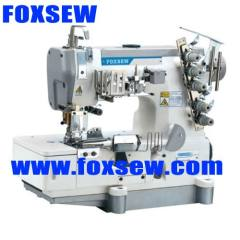 High Speed Flatbed Interlock Sewing Machine for Tape Binding FX500-02BB