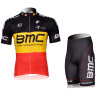 2012 BMC short sleeve cycling wear