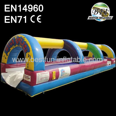 Commercial Inflatable Water Slide Wild Splash