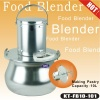 Electric food blender for making pastry