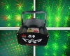 Red&Green mini laser disco light