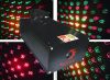 multi patterns mini stage laser light