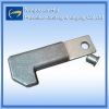 OEM steel hot forging part with cnc machine for machinery fitting