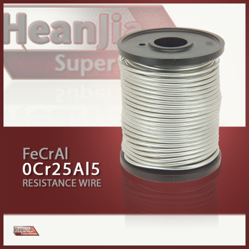 FeCrAl (0Cr27Al7Mo2) Furnace Resistance Heating Wire