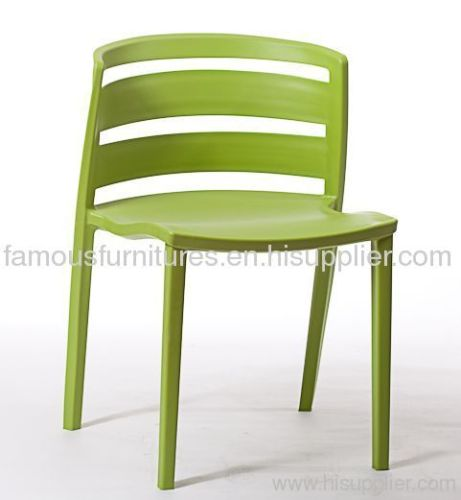 PP modern stackable kitchen/dining venezia chair