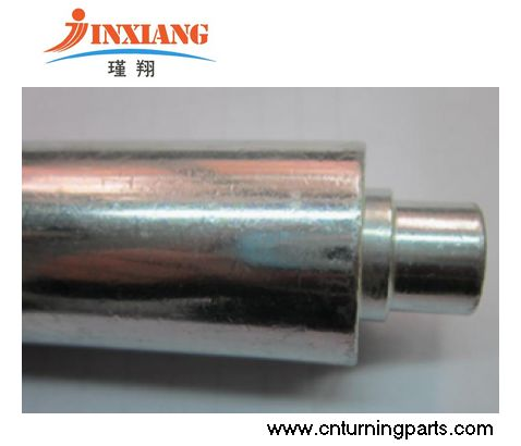 C1045 idler shaft metal turned parts