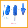 Microfiber duster with holder