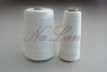 Tea Bag Cotton Thread For MAISA Tea Bag Machine