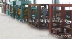 2013 hot sale QTJ4-26 Cement Block Molding Machine