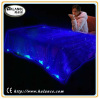 Luminous table cloth for wedding table cover