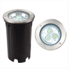 3.2W-16W LED In-ground Lamp IP67 with Aluminiu Material