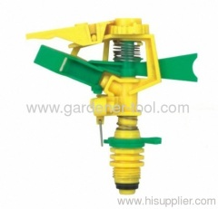 Plastic Rotary Impulse Sprinkler Head