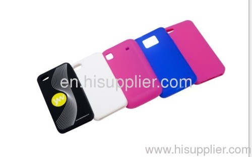 New style silicone phone covers for iPhone 4s