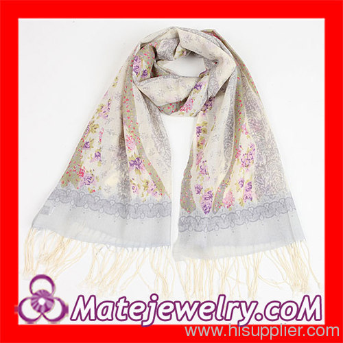 China Wholeslae Wool Pashmina Infinity Scarf Women 2013