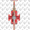 Ball screw valve