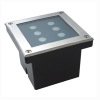 6W ST304/Aluminium LED In-ground Lamp IP67 with Cree XRC Chip