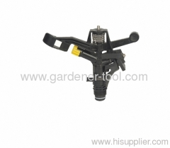 "Plastic Sprayer With G3/4"" male thread tapping and plastic nozzle"