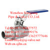 female-male thread ball valve