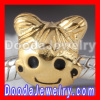 european Style Gold Plated Girl S925 Silver Beads Wholesale
