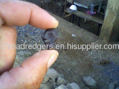 Mineral concentrate jig for gold gemstone diamond