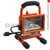 LED cord work light AC flood lamp portable 10-30w