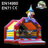 Big Inflatable Clown Bouncer For Sale