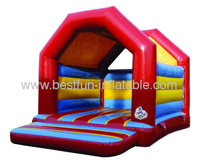 Roof Inflatable Bouncer Jumper