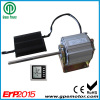 Saving energy 230V EC Motor with speed and temperature control for fan coil unit control system