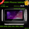Best Selling Phone Tablet PC Allwinner A13 GSM