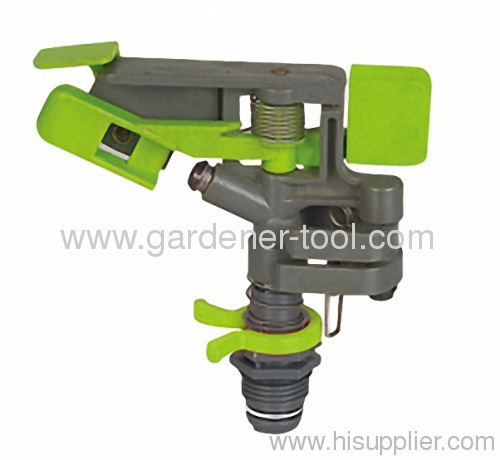 "Plastic G1/2"" agriculture water impulse sprinkler"