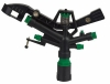 "Plastic Farm Irrigation Sprinkler With 1"" female thread tap with big water flux."