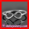 Wholesle 925 Sterling Silver Infinity Ring For Women Cheap
