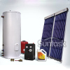 Suntask Split Pressurized Solar Water Heater for your Villa