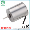 27mm High speed three phase PWM Brushless DC Motor 20000rpm by design