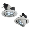 9W LED Downlight IP20 with3pcs Cree XRE Chips Indoor Use