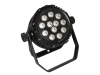 12x10w rgbwa 5n1 multicolor led par light waterproof led stage equipment