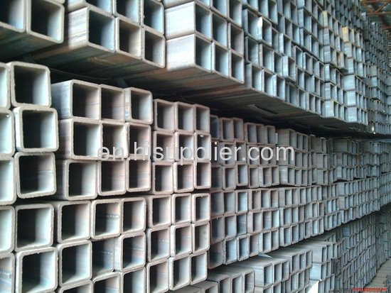 welded square steel pipe