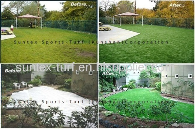 Cheapest artificial grass for garden decoration