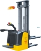 Full Electric Stacker fit for working in low house