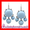 Fashion Chandelier Shaped Bubble Beads J CREW Drop Earrings