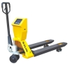 2000kg scale weight pallet truck With printer