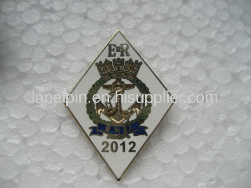 Hard Enamel Badge Lapel Pin