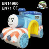 Inflatable Model Thomas Train Head