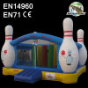 Inflatable Bowling Bounce House