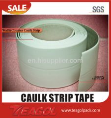 Washbasin & Wall Caulk Strip Tape 60mm x 1.8m/3m/3.35m/5m