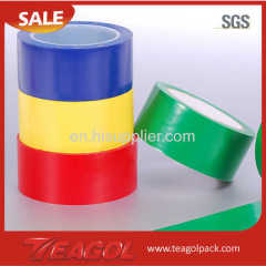 Colorful PVC Duct Tape