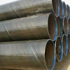 Q235 welded carbon sprial steel pipe