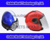Mold for injection plastic Motorcycle helmet